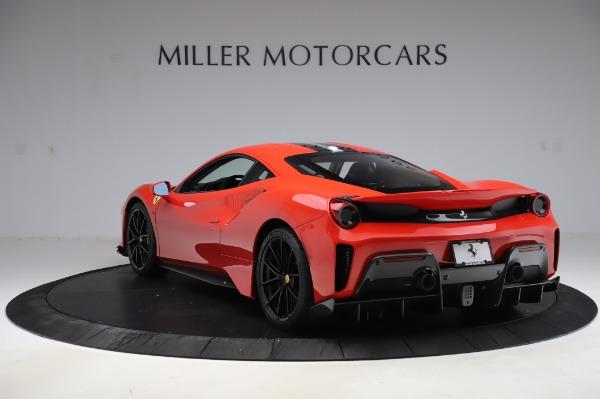 Used 2020 Ferrari 488 Pista for sale $439,900 at Rolls-Royce Motor Cars Greenwich in Greenwich CT 06830 5