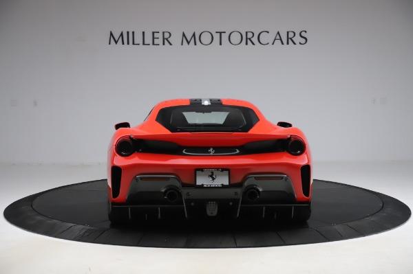 Used 2020 Ferrari 488 Pista for sale $439,900 at Rolls-Royce Motor Cars Greenwich in Greenwich CT 06830 6