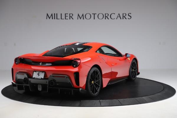 Used 2020 Ferrari 488 Pista for sale $439,900 at Rolls-Royce Motor Cars Greenwich in Greenwich CT 06830 7