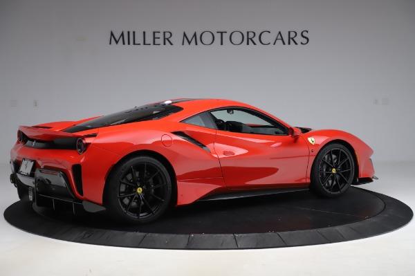 Used 2020 Ferrari 488 Pista for sale $439,900 at Rolls-Royce Motor Cars Greenwich in Greenwich CT 06830 8