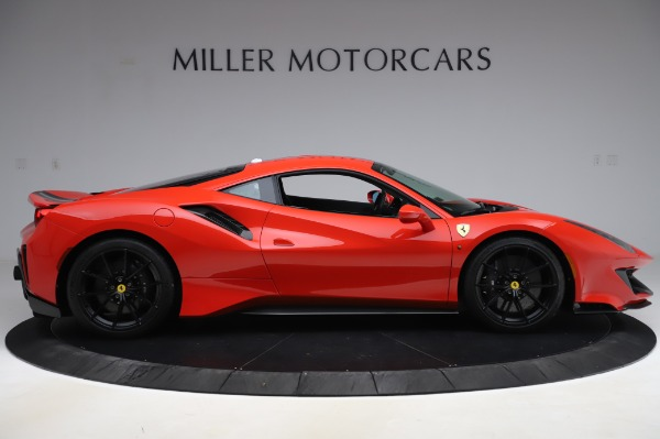 Used 2020 Ferrari 488 Pista for sale $439,900 at Rolls-Royce Motor Cars Greenwich in Greenwich CT 06830 9