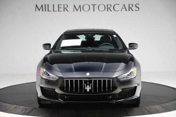 New 2020 Maserati Ghibli S Q4 for sale Sold at Rolls-Royce Motor Cars Greenwich in Greenwich CT 06830 12