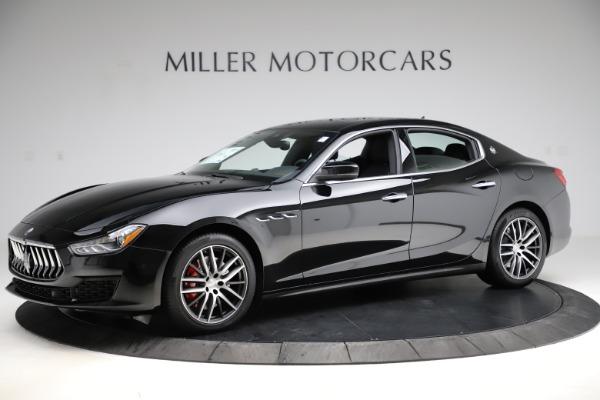 New 2020 Maserati Ghibli S Q4 for sale $84,104 at Rolls-Royce Motor Cars Greenwich in Greenwich CT 06830 2