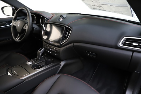 New 2020 Maserati Ghibli S Q4 for sale Sold at Rolls-Royce Motor Cars Greenwich in Greenwich CT 06830 24