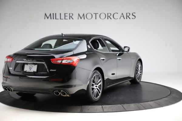 New 2020 Maserati Ghibli S Q4 for sale Sold at Rolls-Royce Motor Cars Greenwich in Greenwich CT 06830 7