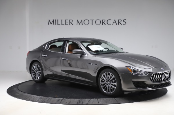 New 2020 Maserati Ghibli S Q4 for sale $83,785 at Rolls-Royce Motor Cars Greenwich in Greenwich CT 06830 10