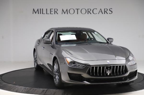 New 2020 Maserati Ghibli S Q4 for sale $83,785 at Rolls-Royce Motor Cars Greenwich in Greenwich CT 06830 11