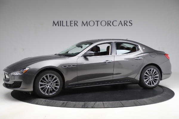 New 2020 Maserati Ghibli S Q4 for sale $83,785 at Rolls-Royce Motor Cars Greenwich in Greenwich CT 06830 2