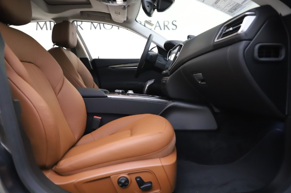 New 2020 Maserati Ghibli S Q4 for sale $83,785 at Rolls-Royce Motor Cars Greenwich in Greenwich CT 06830 22