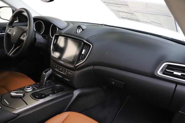New 2020 Maserati Ghibli S Q4 for sale $83,785 at Rolls-Royce Motor Cars Greenwich in Greenwich CT 06830 23