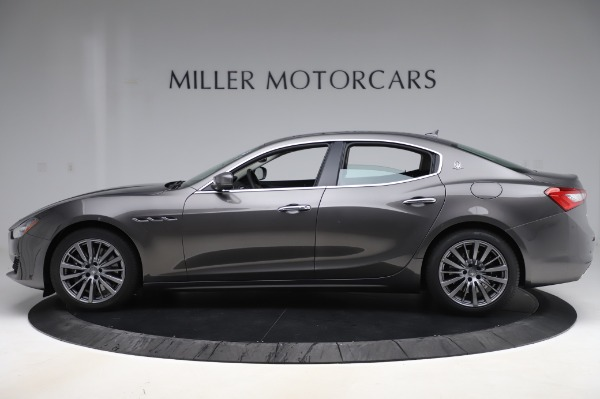 New 2020 Maserati Ghibli S Q4 for sale $83,785 at Rolls-Royce Motor Cars Greenwich in Greenwich CT 06830 3