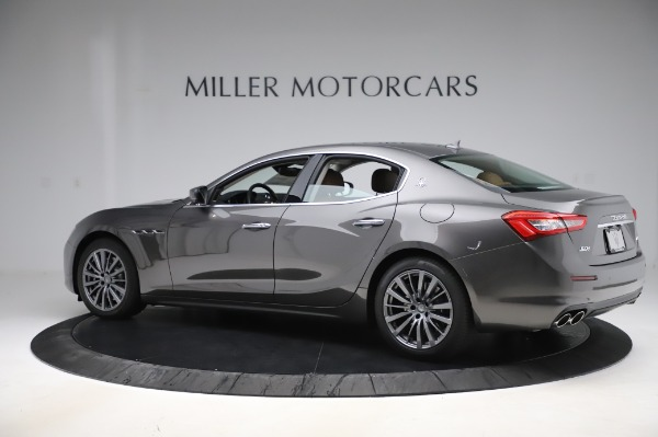 New 2020 Maserati Ghibli S Q4 for sale $83,785 at Rolls-Royce Motor Cars Greenwich in Greenwich CT 06830 4