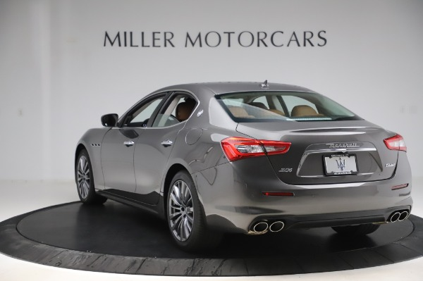 New 2020 Maserati Ghibli S Q4 for sale $83,785 at Rolls-Royce Motor Cars Greenwich in Greenwich CT 06830 5