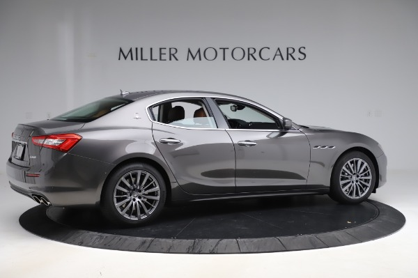 New 2020 Maserati Ghibli S Q4 for sale $83,785 at Rolls-Royce Motor Cars Greenwich in Greenwich CT 06830 8