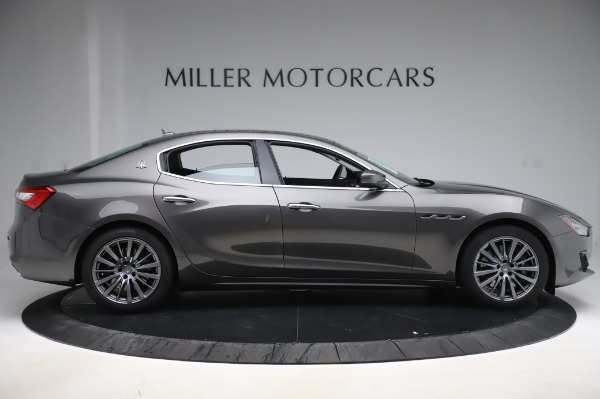 New 2020 Maserati Ghibli S Q4 for sale $83,785 at Rolls-Royce Motor Cars Greenwich in Greenwich CT 06830 9