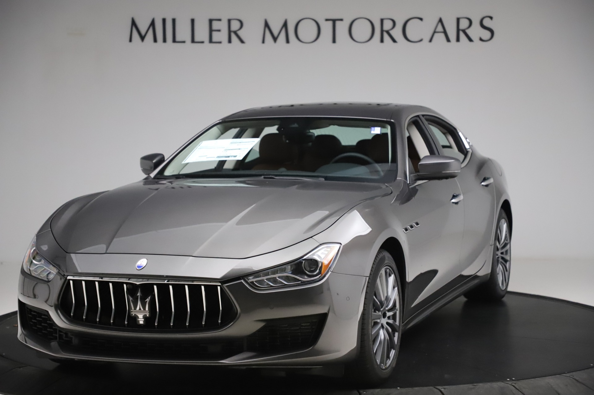 New 2020 Maserati Ghibli S Q4 for sale $83,785 at Rolls-Royce Motor Cars Greenwich in Greenwich CT 06830 1