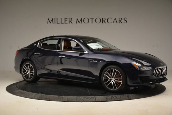 New 2020 Maserati Ghibli S Q4 for sale $87,835 at Rolls-Royce Motor Cars Greenwich in Greenwich CT 06830 11