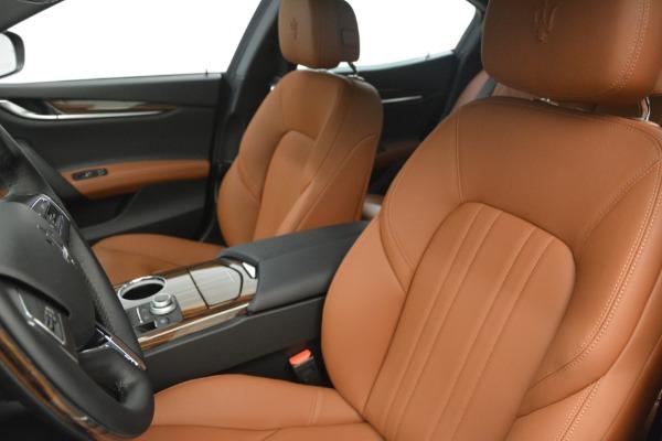 New 2020 Maserati Ghibli S Q4 for sale $87,835 at Rolls-Royce Motor Cars Greenwich in Greenwich CT 06830 16