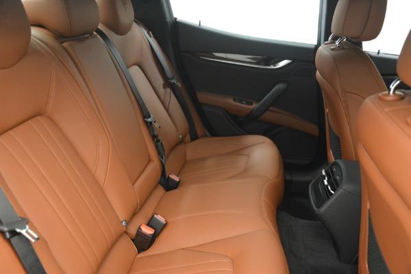 New 2020 Maserati Ghibli S Q4 for sale $87,835 at Rolls-Royce Motor Cars Greenwich in Greenwich CT 06830 22