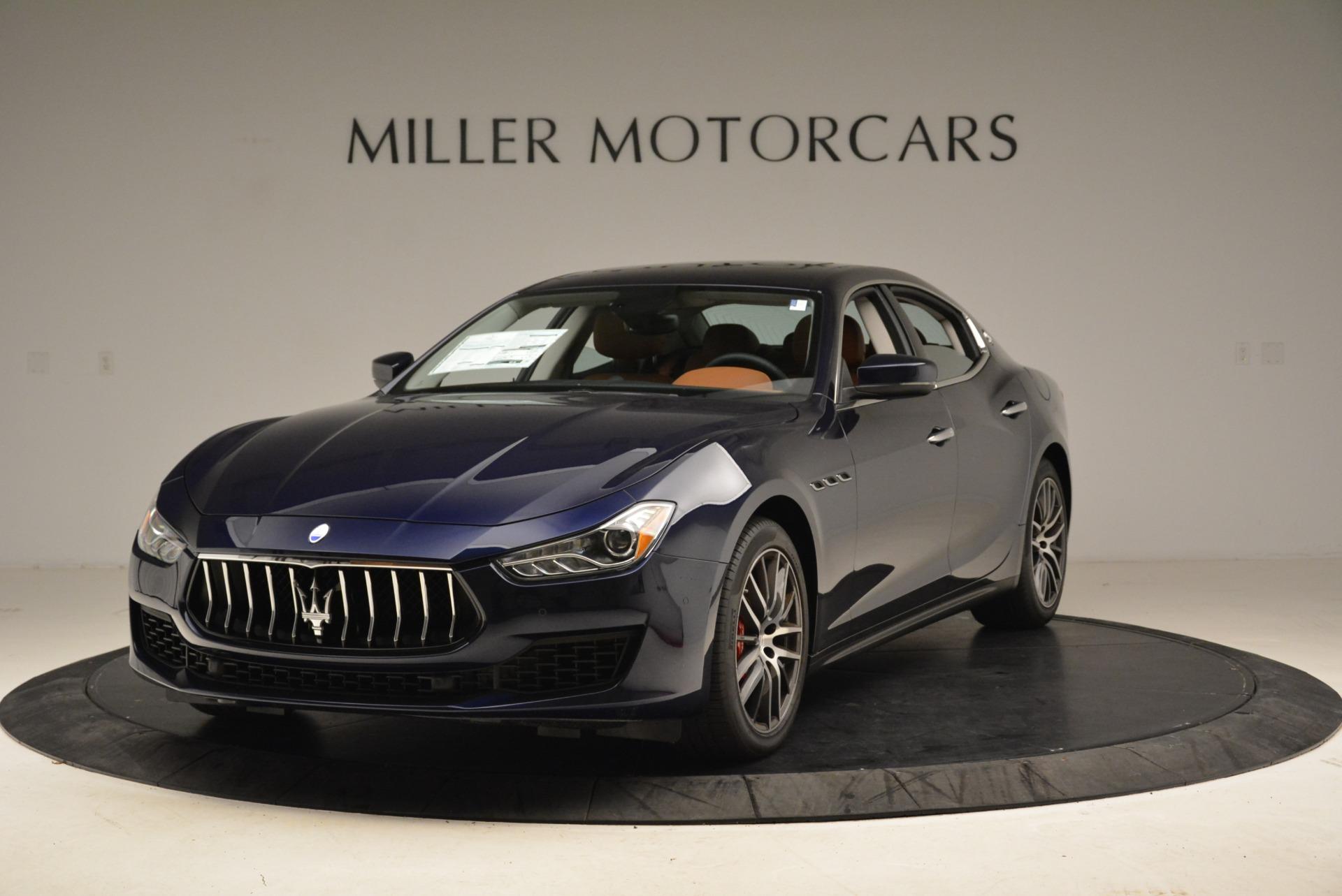 New 2020 Maserati Ghibli S Q4 for sale $87,835 at Rolls-Royce Motor Cars Greenwich in Greenwich CT 06830 1