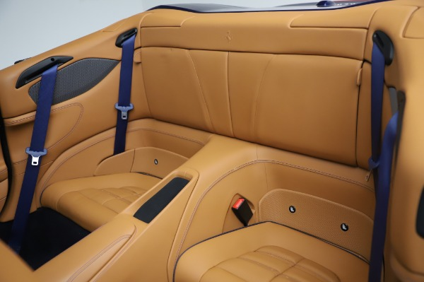 Used 2019 Ferrari Portofino for sale Sold at Rolls-Royce Motor Cars Greenwich in Greenwich CT 06830 23