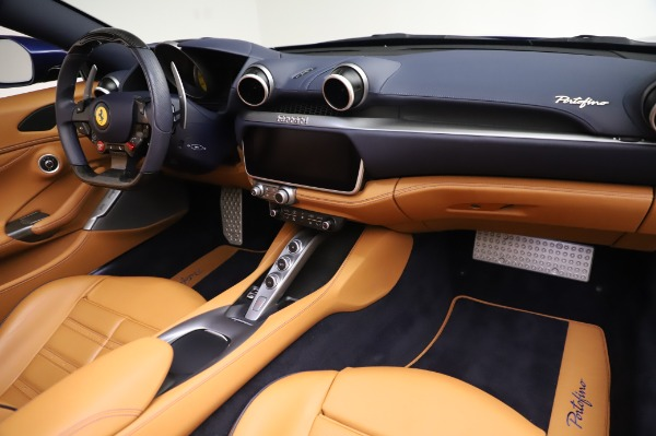 Used 2019 Ferrari Portofino for sale Sold at Rolls-Royce Motor Cars Greenwich in Greenwich CT 06830 24