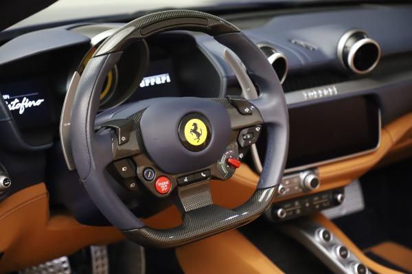 Used 2019 Ferrari Portofino for sale Sold at Rolls-Royce Motor Cars Greenwich in Greenwich CT 06830 27