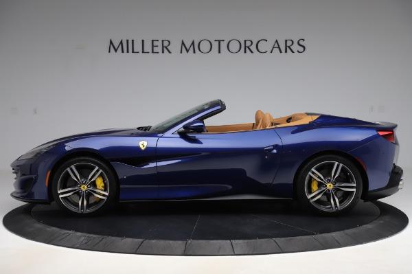 Used 2019 Ferrari Portofino for sale Sold at Rolls-Royce Motor Cars Greenwich in Greenwich CT 06830 3