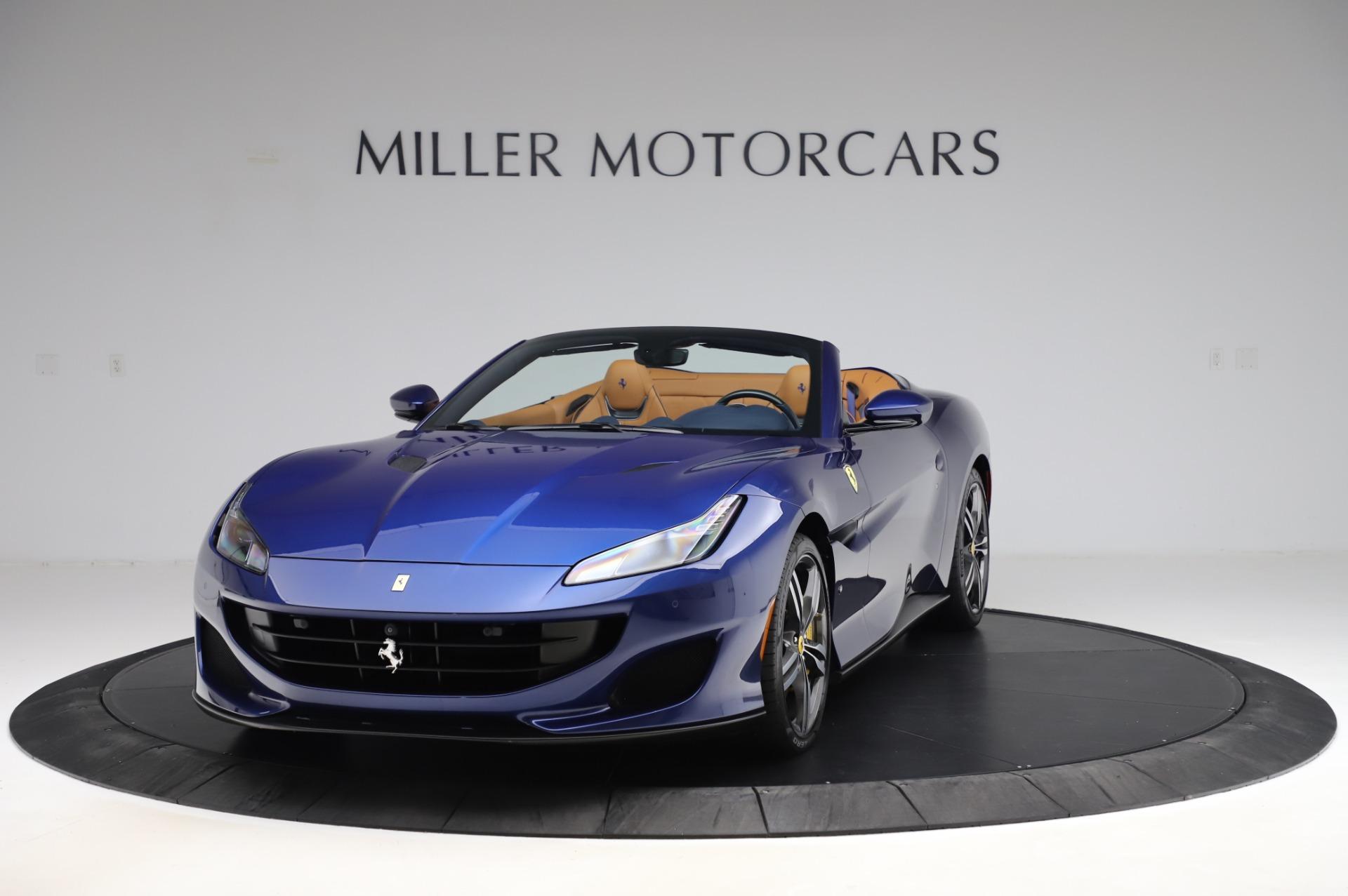 Used 2019 Ferrari Portofino for sale Sold at Rolls-Royce Motor Cars Greenwich in Greenwich CT 06830 1