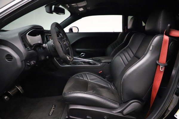 Used 2018 Dodge Challenger SRT Demon for sale Call for price at Rolls-Royce Motor Cars Greenwich in Greenwich CT 06830 14