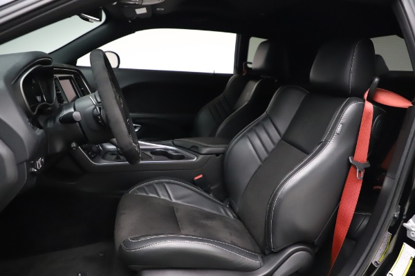 Used 2018 Dodge Challenger SRT Demon for sale Call for price at Rolls-Royce Motor Cars Greenwich in Greenwich CT 06830 15