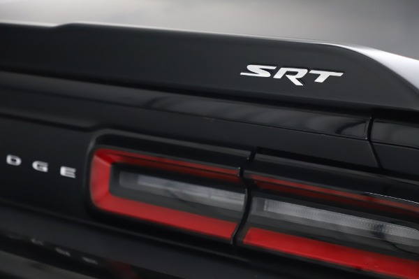 Used 2018 Dodge Challenger SRT Demon for sale Call for price at Rolls-Royce Motor Cars Greenwich in Greenwich CT 06830 26