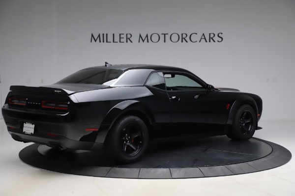 Used 2018 Dodge Challenger SRT Demon for sale Call for price at Rolls-Royce Motor Cars Greenwich in Greenwich CT 06830 8