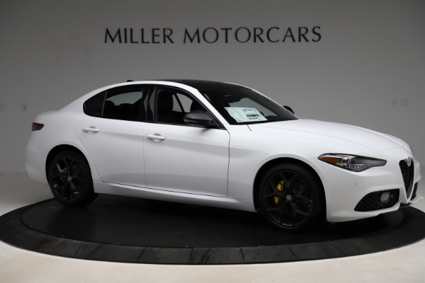New 2020 Alfa Romeo Giulia Sport Q4 for sale Call for price at Rolls-Royce Motor Cars Greenwich in Greenwich CT 06830 10