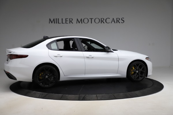 New 2020 Alfa Romeo Giulia Sport Q4 for sale Call for price at Rolls-Royce Motor Cars Greenwich in Greenwich CT 06830 8
