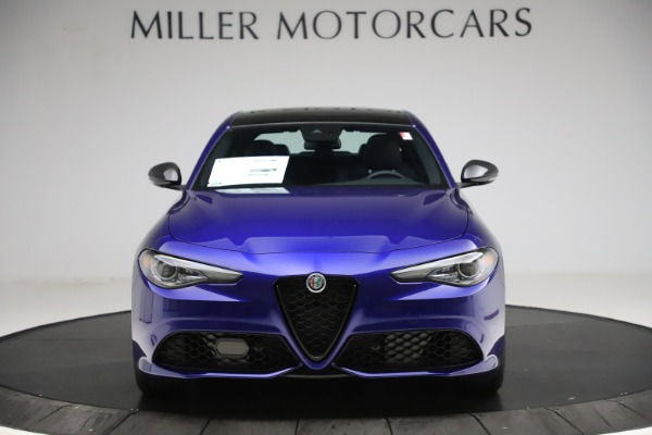New 2020 Alfa Romeo Giulia Ti Sport Q4 for sale Sold at Rolls-Royce Motor Cars Greenwich in Greenwich CT 06830 12