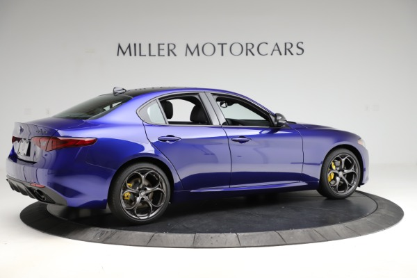 New 2020 Alfa Romeo Giulia Ti Sport Q4 for sale Sold at Rolls-Royce Motor Cars Greenwich in Greenwich CT 06830 8