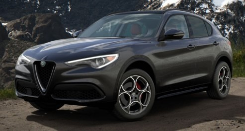 New 2020 Alfa Romeo Stelvio Sport Q4 for sale $51,245 at Rolls-Royce Motor Cars Greenwich in Greenwich CT 06830 1