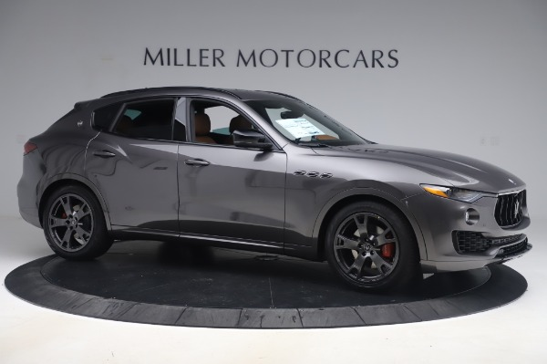 New 2020 Maserati Levante Q4 for sale $84,499 at Rolls-Royce Motor Cars Greenwich in Greenwich CT 06830 10