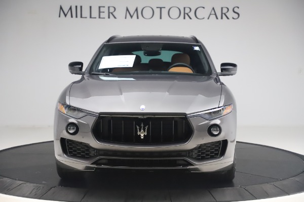 New 2020 Maserati Levante Q4 for sale $84,499 at Rolls-Royce Motor Cars Greenwich in Greenwich CT 06830 12