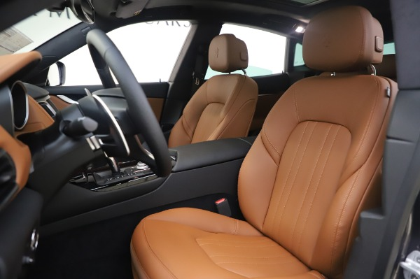 New 2020 Maserati Levante Q4 for sale $84,499 at Rolls-Royce Motor Cars Greenwich in Greenwich CT 06830 14