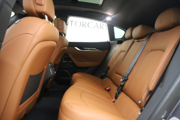 New 2020 Maserati Levante Q4 for sale $84,499 at Rolls-Royce Motor Cars Greenwich in Greenwich CT 06830 19