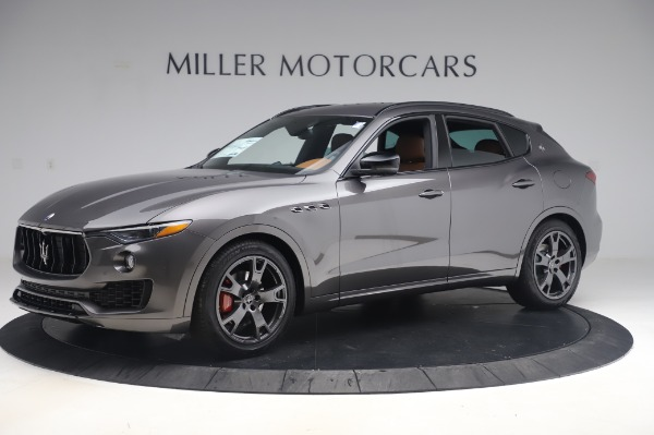 New 2020 Maserati Levante Q4 for sale $84,499 at Rolls-Royce Motor Cars Greenwich in Greenwich CT 06830 2