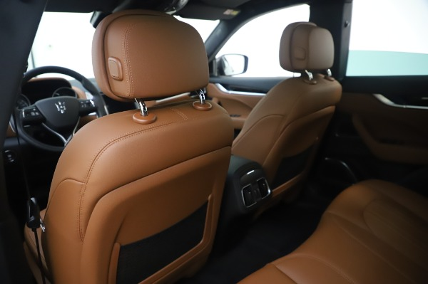 New 2020 Maserati Levante Q4 for sale $84,499 at Rolls-Royce Motor Cars Greenwich in Greenwich CT 06830 20
