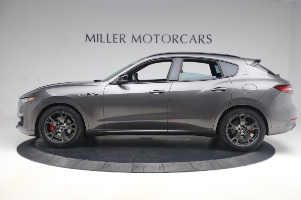 New 2020 Maserati Levante Q4 for sale $84,499 at Rolls-Royce Motor Cars Greenwich in Greenwich CT 06830 3
