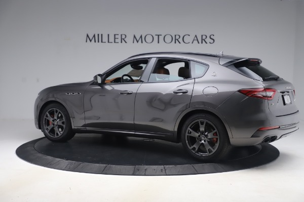 New 2020 Maserati Levante Q4 for sale $84,499 at Rolls-Royce Motor Cars Greenwich in Greenwich CT 06830 4