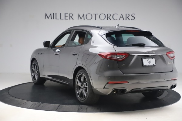 New 2020 Maserati Levante Q4 for sale $84,499 at Rolls-Royce Motor Cars Greenwich in Greenwich CT 06830 5
