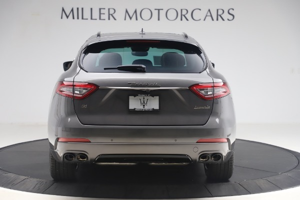 New 2020 Maserati Levante Q4 for sale $84,499 at Rolls-Royce Motor Cars Greenwich in Greenwich CT 06830 6
