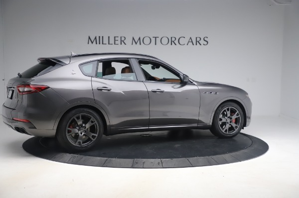 New 2020 Maserati Levante Q4 for sale $84,499 at Rolls-Royce Motor Cars Greenwich in Greenwich CT 06830 8
