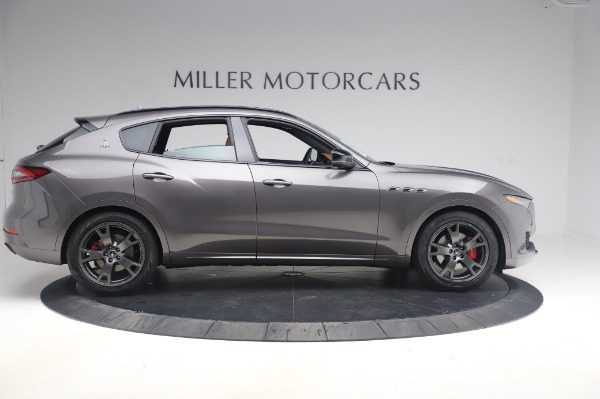 New 2020 Maserati Levante Q4 for sale $84,499 at Rolls-Royce Motor Cars Greenwich in Greenwich CT 06830 9